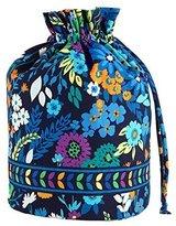 Vera Bradley Ditty Bag - Midnight Blue - NWT