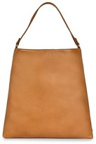 GiGi New York Harlow Pebbled Leather Hobo Bag