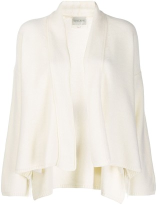 Forte Forte Loose-Fit Fringed Cardigan
