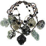 Stephen Dweck Agate Bead Necklace
