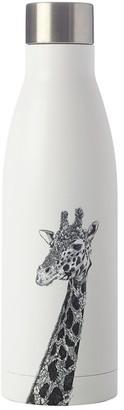 Maxwell & Williams Marini Ferlazzo Double Wall Drink Bottle 500ml Giraffe