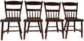 One Kings Lane Vintage 19th-C. Hitchcock Chairs - multi
