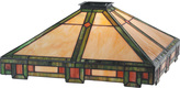 Rejuvenation Tiffany-Style Stained Glass Shade