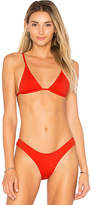 Minimale Animale The Lucid Top in Red. - size L (also in M)