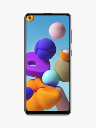 "Samsung Galaxy A21s Smartphone, Android, 3GB RAM, 6.5"", 4G LTE, SIM Free, 32GB"
