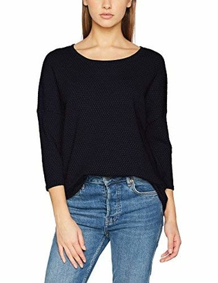 Only Women's Onldiamond 3/4 Elcos Top Jrs 3/4 Sleeve Jumper