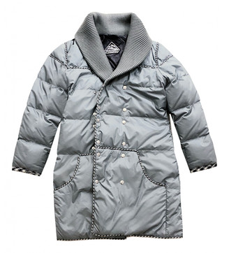 Pyrenex Grey Synthetic Coats
