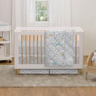 Lolli Living 4 Piece Safari Collection Crib Bedding Set