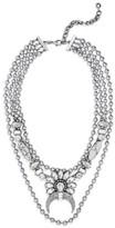 BaubleBar Women's Isadora Bib Necklace