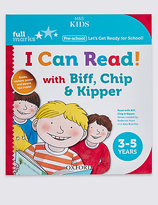 Marks and Spencer I Can Read with Biff, Chip & Kipper