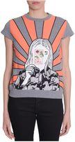 Stella McCartney Short Sleeve Sweatshirt