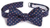 John W. Nordstrom Fitzgerald Silk Bow Tie