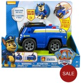 Baby Essentials Paw Patrol On A Roll Vehicle - Chase