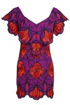 Alice McCall Ms Rose Dress Violet Floral