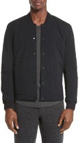 Wings + Horns Men's Alpha Quilted Bomber Jacket