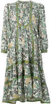 Burberry beasts print dress