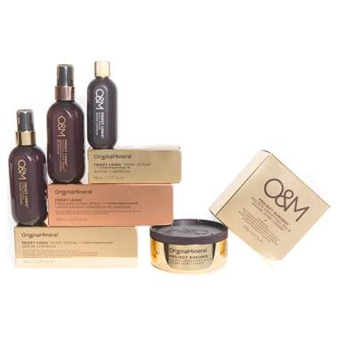 O&M Original & Mineral O&M Frizzy Logic Finishing Shine Spray