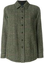 Aspesi herringbone shirt