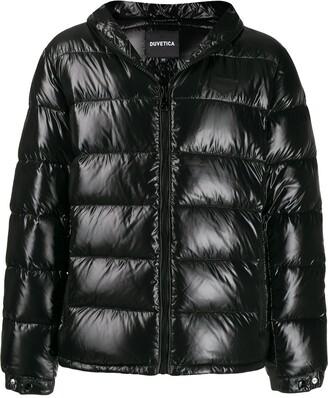 Duvetica short padded jacket