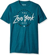 Zoo York Men's Short Sleeve Zoo Mark T-Shirt