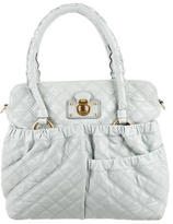 Marc Jacobs Quilted Leather Shoulder Bag