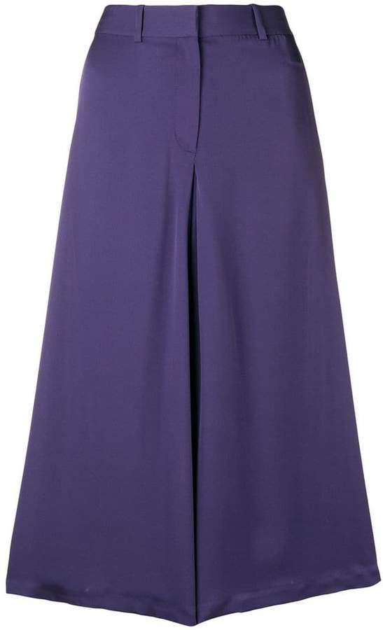 Theory a-lyne mid skirt