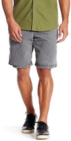 Lucky Brand Twill Plain Front Short
