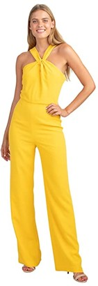 Trina Turk Buzzing Jumpsuit (Mimosa) Women's Jumpsuit & Rompers One Piece