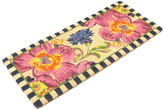 Mackenzie Childs MacKenzie-Childs - Flower Market Double Door Entrance Mat