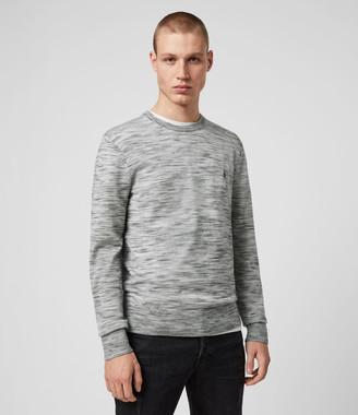 AllSaints Nep Merino Crew Sweater