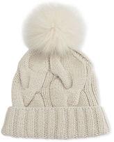 Loro Piana Baby Cashmere® Courchevel Beanie Hat