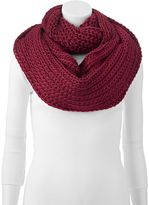 Keds Cable-Knit Heavy Infinity Scarf