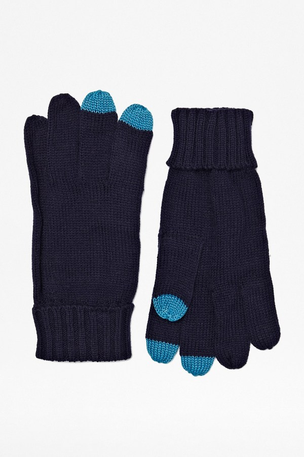 French Connection Handling Device Gloves