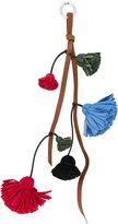 Sonia Rykiel tassel bag charm