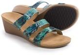 Vionic Technology Dwyn Sandals - Wedge Heel (For Women)