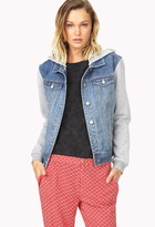 Forever 21 Forever Cool Denim Jacket