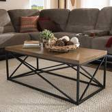 Baxton Studio Holden Industrial Coffee Table