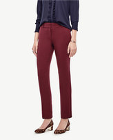 Ann Taylor The Ankle Pant in Doublecloth - Kate Fit