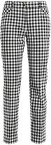 Blumarine Vichy Trousers