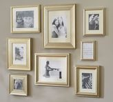 Pottery Barn Eliza Gilt Single Opening Frames - Champagne