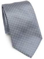 Armani Collezioni Silk Linear Tie