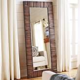 Pier 1 Imports Eternal Wood Framed Floor Mirror