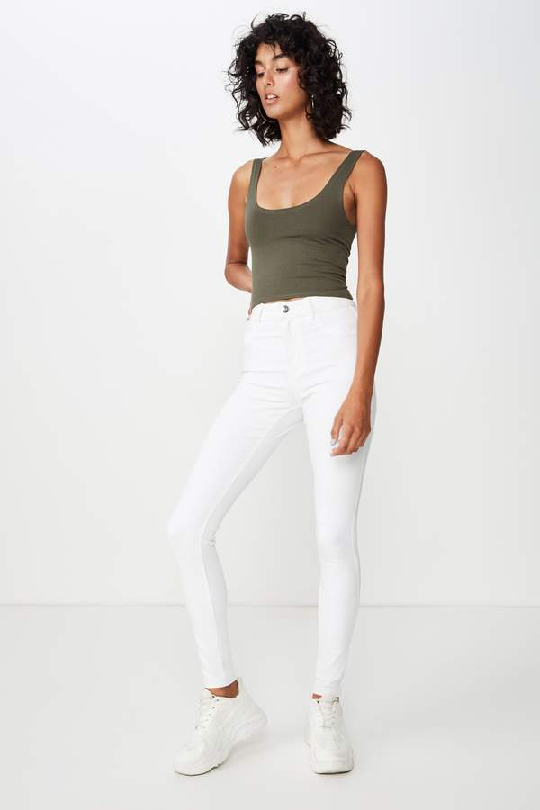 Supre Long Super Skinny Jean
