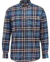 Wolverine Men's Escape Long Sleeve Technical Flannel Shirt