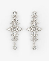 Le Château Gem Chandelier Earrings