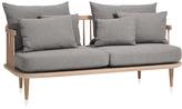 Tradition & FLY Sofa SC2 - Chivasso Hot Madison 1249/04 Oiled Oak