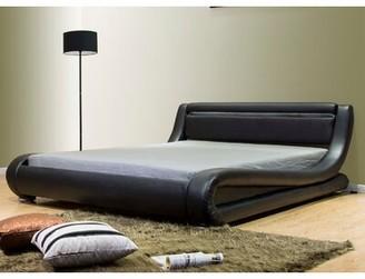 Orren Ellis Jarin Contemporary Upholstered Platform Bed Orren Ellis
