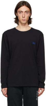 HUGO BOSS Grey Mix and Match Long Sleeve T-Shirt