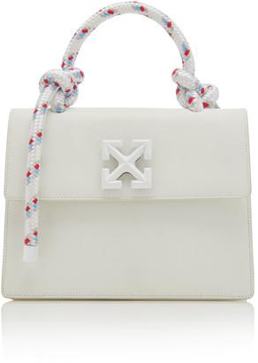 Off-White Off White C/O Virgil Abloh Gummy Jitney 2.8 Leather Shoulder Bag