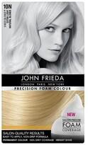 John Frieda Precision Foam Extra Light Natural Blonde 10N
